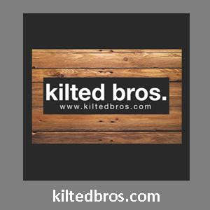 Ad for Kilted Bros