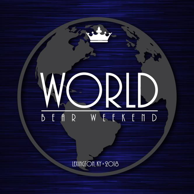 WORLD BEAR WEEKEND LOGO 2018