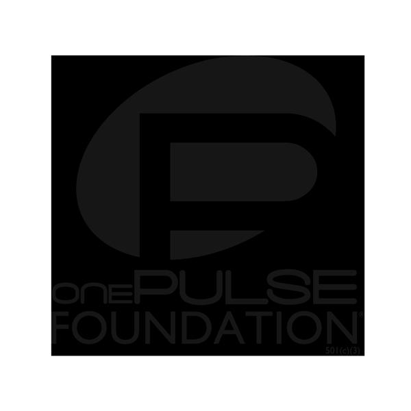 ONE PULSE FOUNDATION LOGO
